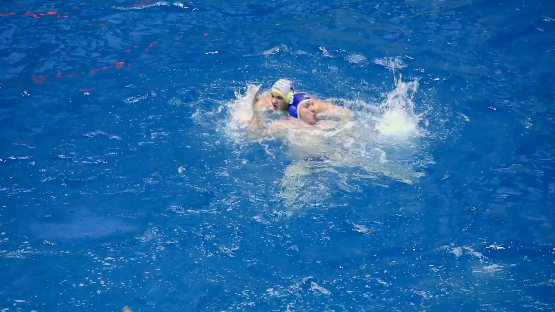 Water Polo Png Hd - Water Polo Player Struggles And Score Goal During Game In Basin Stock Video Footage   Videoblocks, Transparent background PNG HD thumbnail