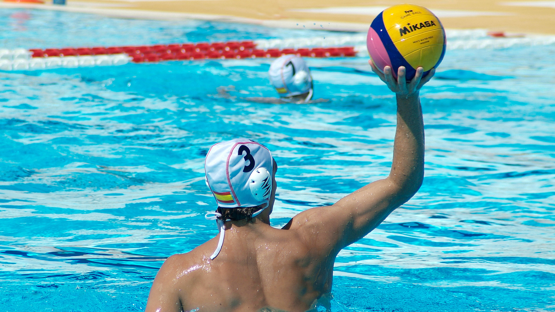 Water Polo Png Hd - Waterpolo 1920X1080_1, Transparent background PNG HD thumbnail