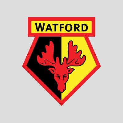 Watford Fc Football Soccer Badge - Watford Fc Vector, Transparent background PNG HD thumbnail
