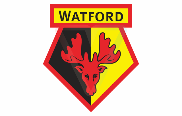 Watford Fc Logo - Watford Fc Vector, Transparent background PNG HD thumbnail