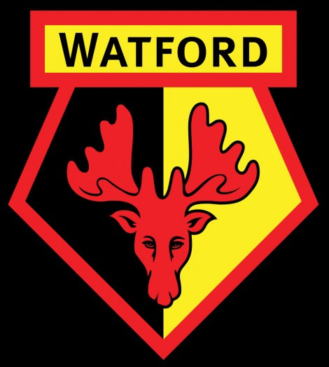 Watford Fc Logo Size - Watford Fc Vector, Transparent background PNG HD thumbnail