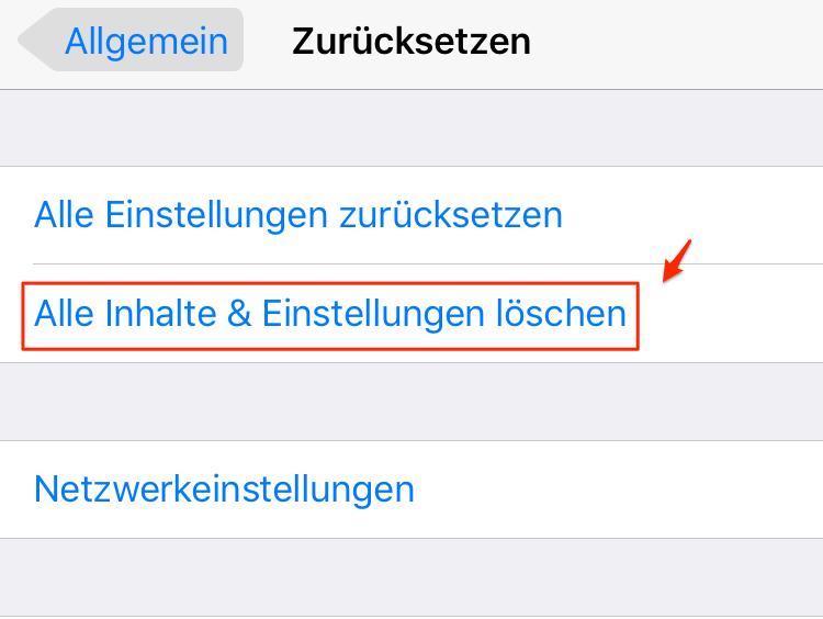 Ios Gerät Zurücksetzen U2013 Iphone Wecker Klingelt Nicht - Wecker Klingelt, Transparent background PNG HD thumbnail