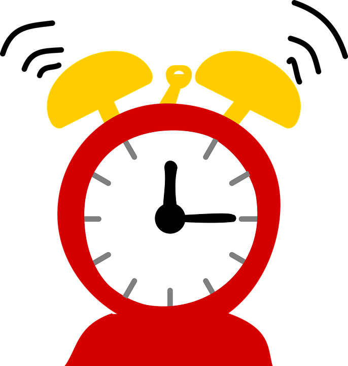 Wecker, Uhr, Klingeln, Schlafen, Erwachen - Wecker Klingelt, Transparent background PNG HD thumbnail