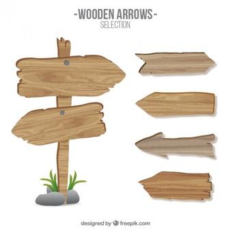Holz Arros Zeichen - Wegweiser Holz, Transparent background PNG HD thumbnail