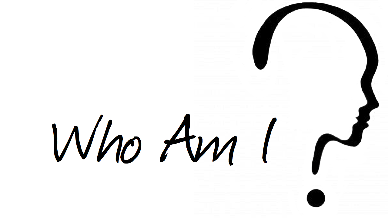 Who Am I Series Title.001 - Who Am I, Transparent background PNG HD thumbnail