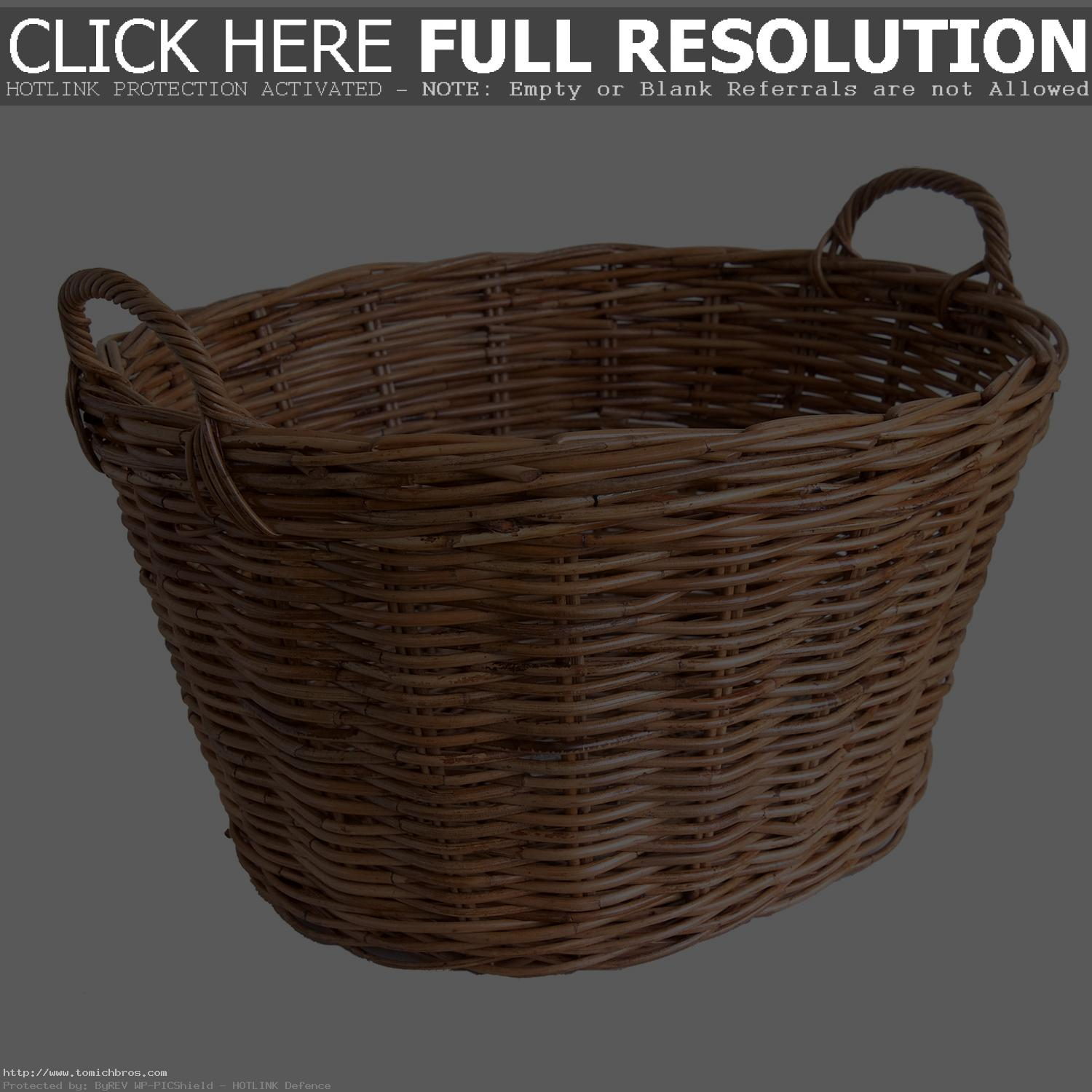 Wicker Basket Png Hdpng.com 1500 - Wicker Basket, Transparent background PNG HD thumbnail