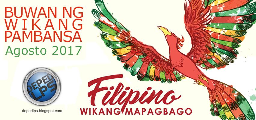 Buwan Ng Wika 2017: Filipino Wikang Mapagbago - Wikang Filipino, Transparent background PNG HD thumbnail