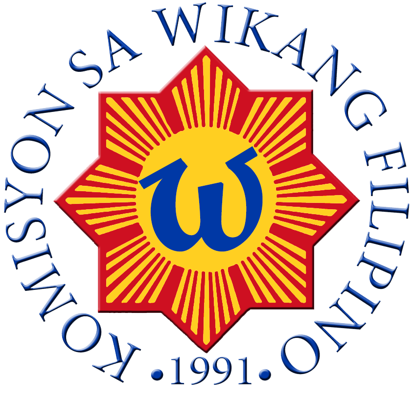 File:commission For The Filipino Language.png - Wikang Filipino, Transparent background PNG HD thumbnail
