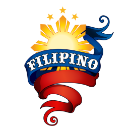 Pagelines  Filipino_Logo_256X256.png - Wikang Filipino, Transparent background PNG HD thumbnail