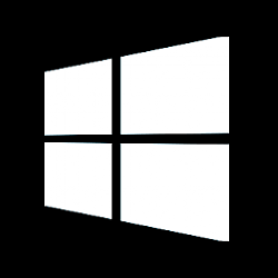 Open Win X Quick Link Menu In Windows 10 - Win Black And White, Transparent background PNG HD thumbnail