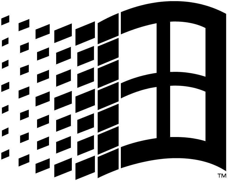 . Hdpng.com Win Logo - Win Black And White, Transparent background PNG HD thumbnail