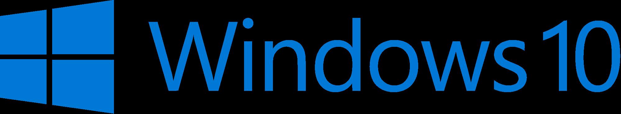 Windows 10 Logo PNG