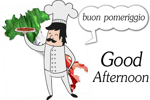 Wish You Good Afternoon In Italian - Good Afternoon, Transparent background PNG HD thumbnail