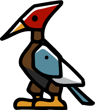 Woodpecker.png - Woodpecker, Transparent background PNG HD thumbnail