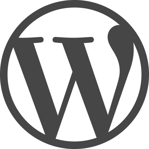 Hdpng.com Wordpress Logo Simplified Png Low Res, For Web - Wordpress, Transparent background PNG HD thumbnail