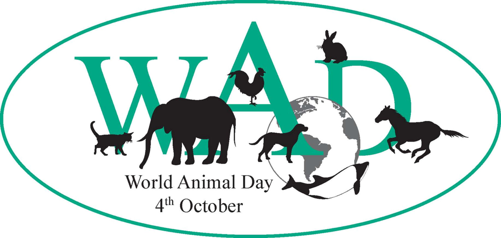 World Wildlife Day Png - World Animal Day Logo Final 1700 Pixels Wide, Transparent background PNG HD thumbnail