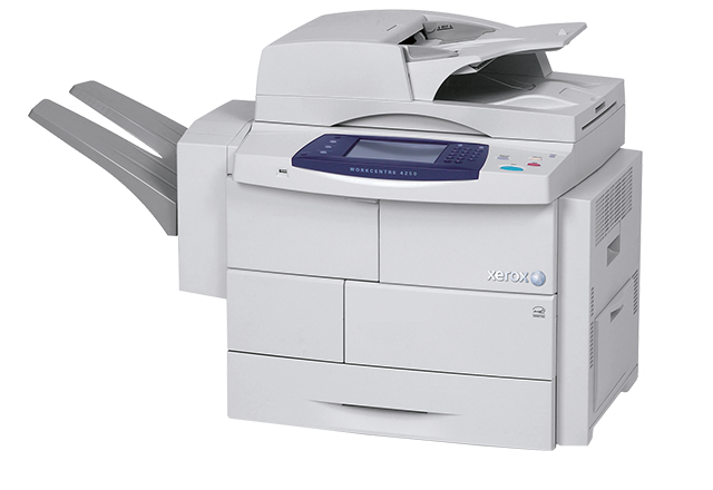 Workcentre 4250 - Xerox, Transparent background PNG HD thumbnail