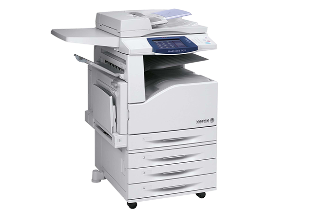 Workcentre 7425/7428/7435 - Xerox, Transparent background PNG HD thumbnail