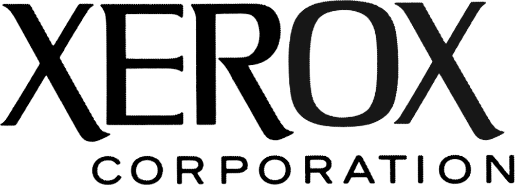 Xerox Corporation 1961.png - Xerox, Transparent background PNG HD thumbnail