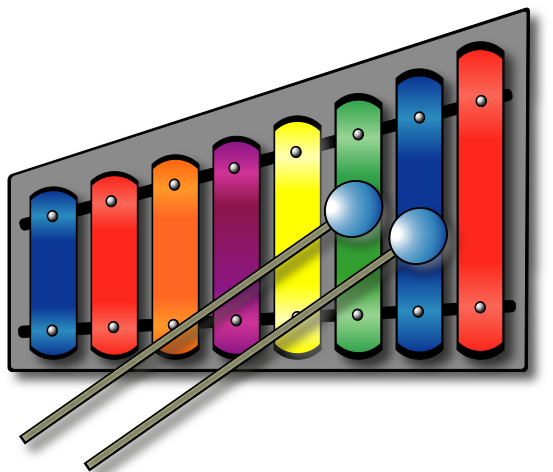 Xylophone PNG