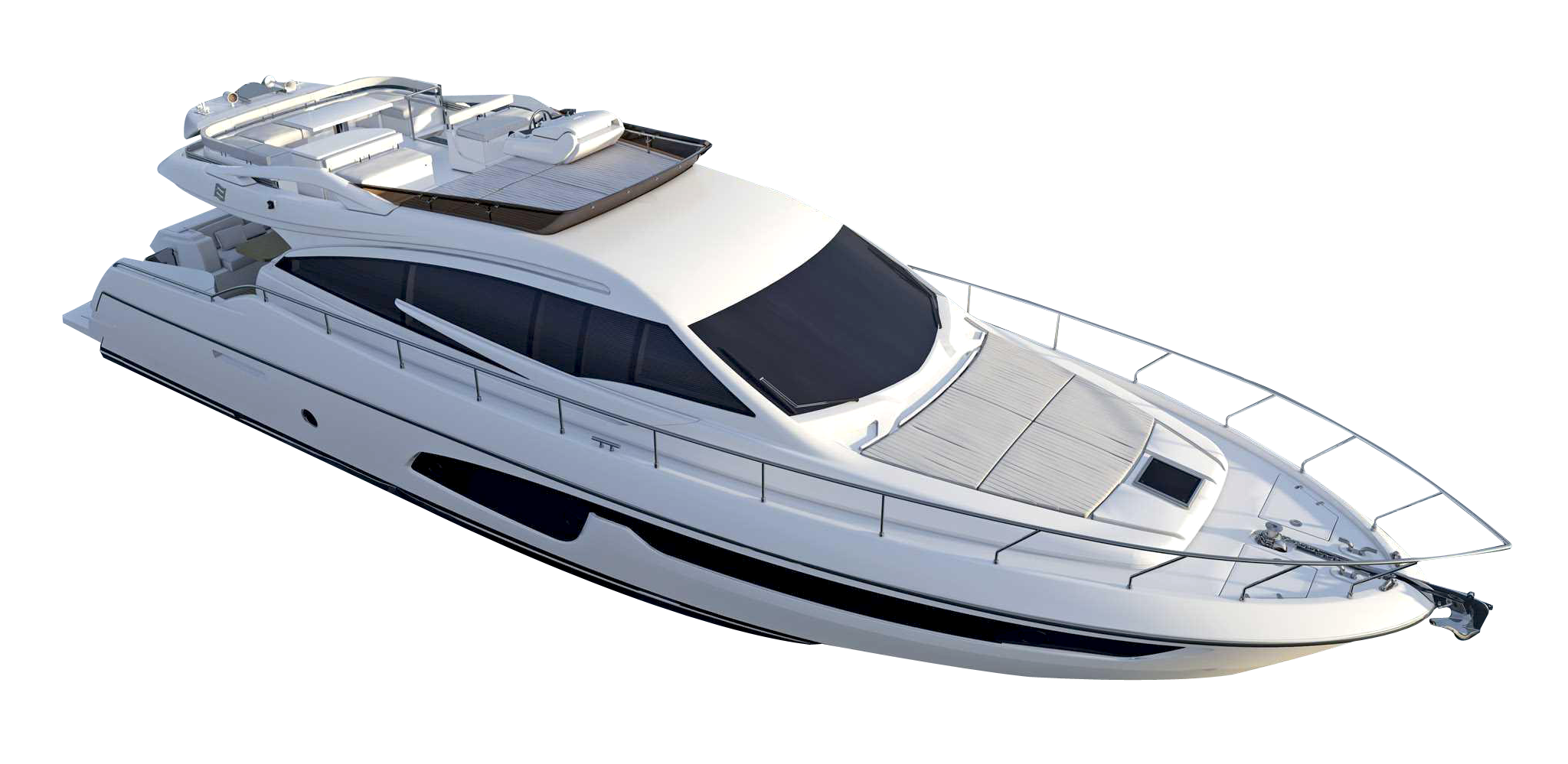 Yacht Boat Png Transparent Image - Yacht, Transparent background PNG HD thumbnail