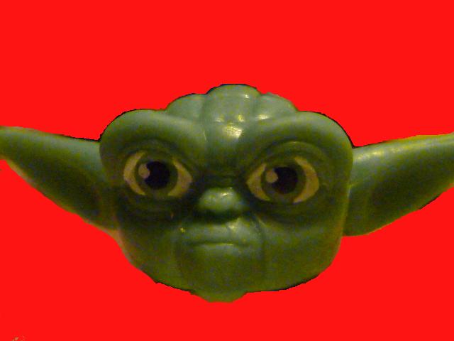 Yoda Head PNG