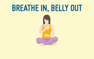 Belly Breathing - Yoga Breathing, Transparent background PNG HD thumbnail
