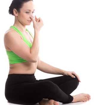 Breathing Exercise For Heathy Body - Yoga Breathing, Transparent background PNG HD thumbnail