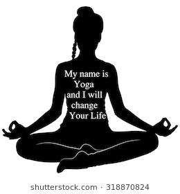 Yoga Girl Sitting In Ardha Padmasana, Half Lotus Posture, Siddhasana, Asana For Meditation - Yoga Breathing, Transparent background PNG HD thumbnail