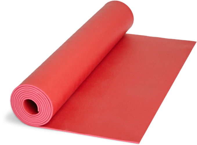 B Yoga - Yoga Mat, Transparent background PNG HD thumbnail