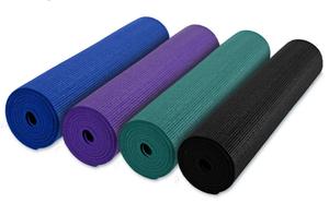 The Clean Yoga Mat (Antibacterial) - Yoga Mat, Transparent background PNG HD thumbnail