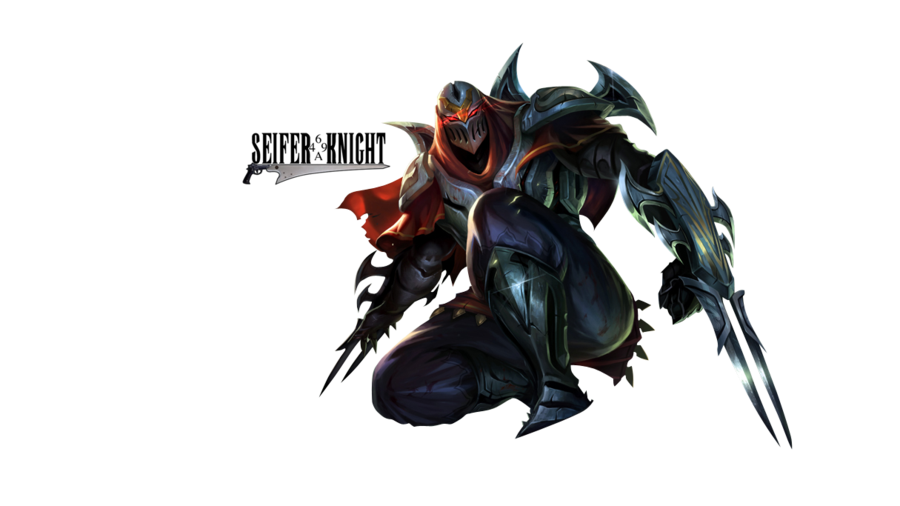Zed The Master Of Shadows Png - Zed, Master Of Shadows By Seiferknight Hdpng.com , Transparent background PNG HD thumbnail