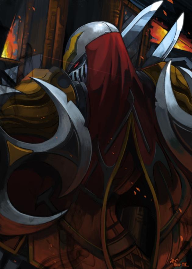 Zed The Master Of Shadows - Zed The Master Of Shadows, Transparent background PNG HD thumbnail