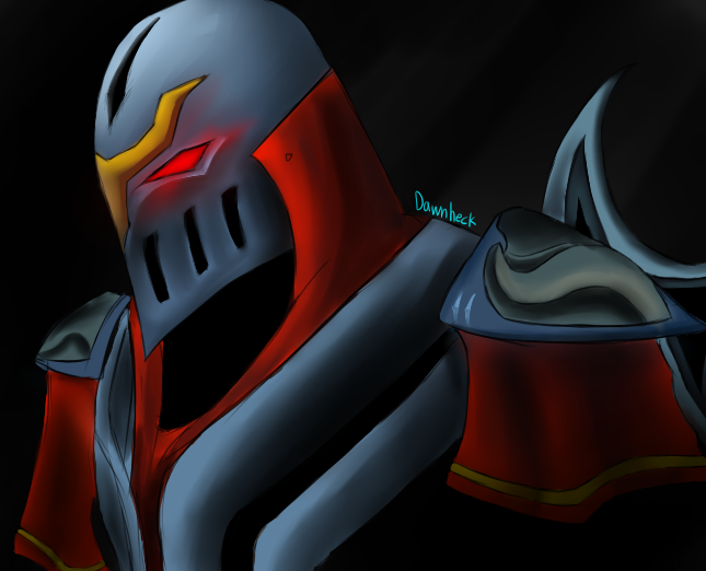Zed The Master Of Shadows Png - Zed, The Master Of Shadows By Dawnheck Hdpng.com , Transparent background PNG HD thumbnail