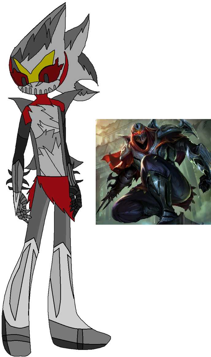 Zed The Master Of Shadows Png - Zed: The Master Of Shadows By Hero Of Erinn Hdpng.com , Transparent background PNG HD thumbnail