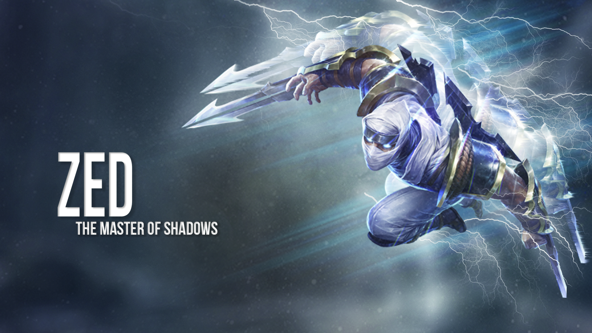 Zed The Master Of Shadows Png - . Hdpng.com Zed, The Master Of Shadows By Lenona, Transparent background PNG HD thumbnail