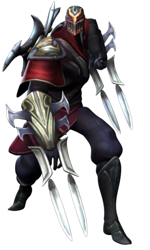 Zed The Master Of Shadows Png - Zed, The Master Of Shadows Revealed!, Transparent background PNG HD thumbnail