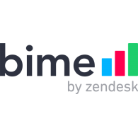 Logo Of Bime By Zendesk - Zendesk Vector, Transparent background PNG HD thumbnail