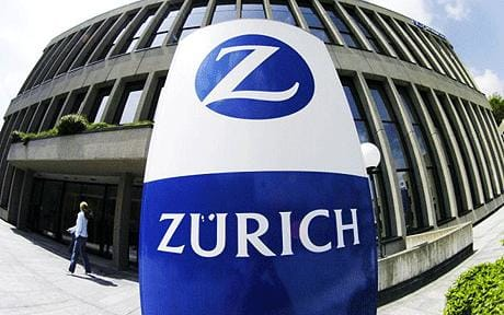 Finance Boss Of Zurich Insurance Found Dead At His Home - Zurich Insurance, Transparent background PNG HD thumbnail